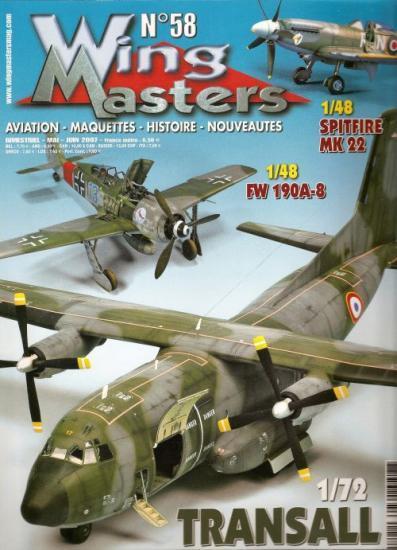 Magazine Wingmasters