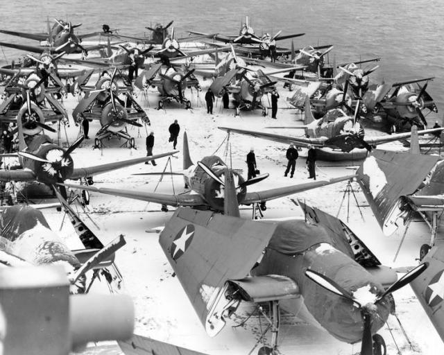 Air group 4 uss ranger cv 4 1943 terra nova