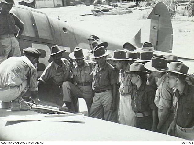 Boomerang 5 tactical reconnaissance sqn