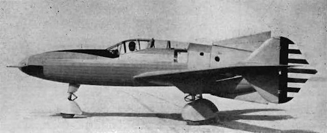 Curtiss wright cw24 bis