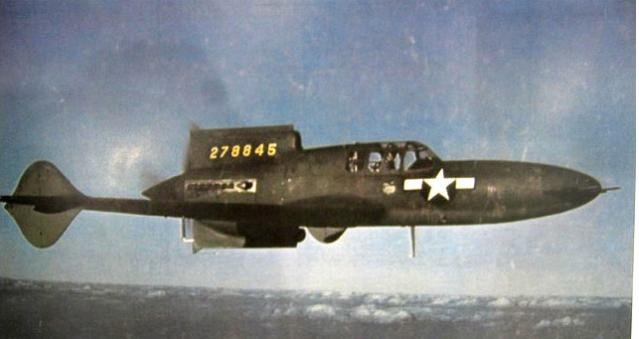Curtiss wright xp 55 42 78845 colored
