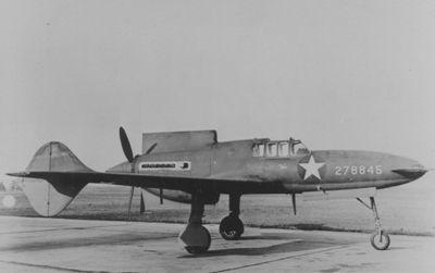 Curtiss wright xp 55 42 78845 quattro 1