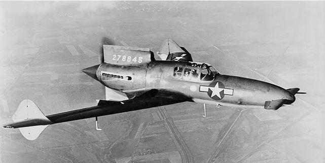 Curtiss wright xp 55 42 78845