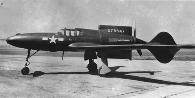 Curtiss wright xp 55 42 78848