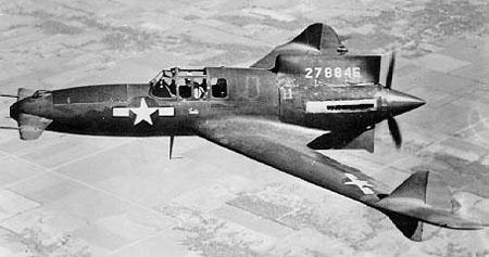 Curtiss xp 55