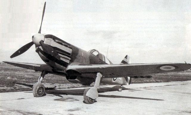 Dewoitine d520 1941