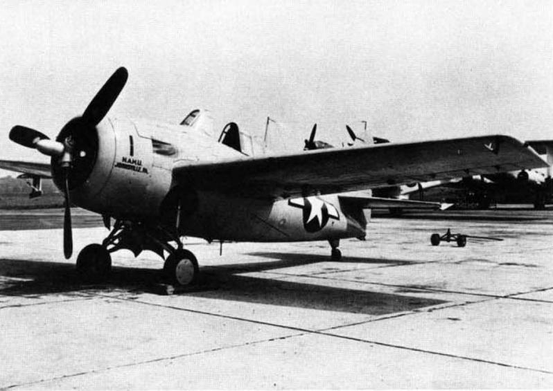Eastern aircaft fm 2 trainer