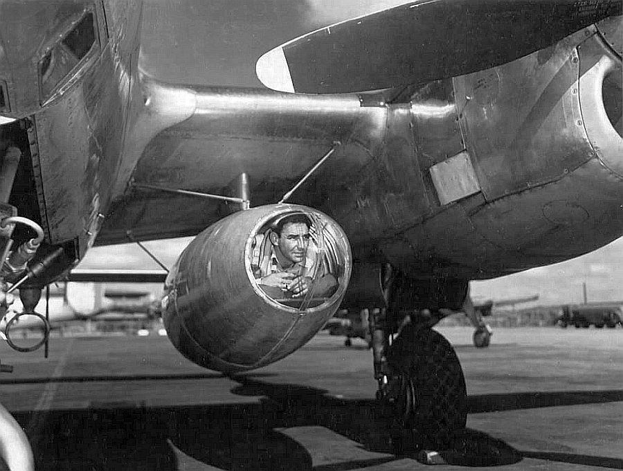 Experimental air ambulance lockheed p 38 f5a