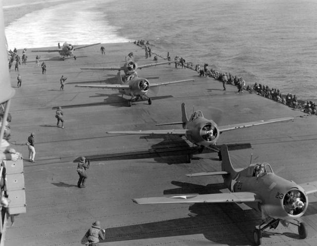F4f 4 vf 8 uss hornet 1942