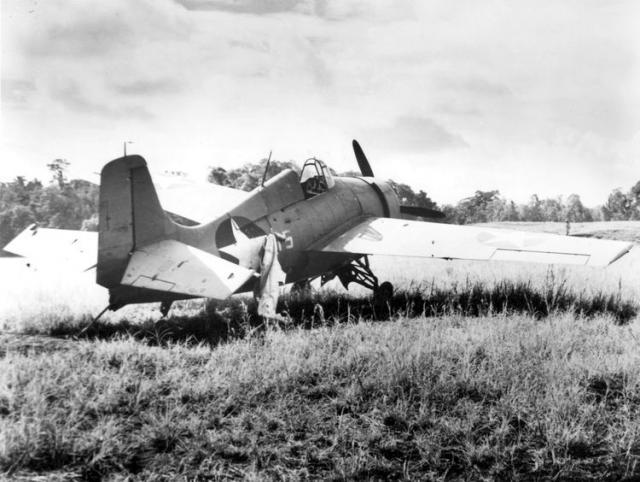 F4f 4 wildcat guadalcanal 1942