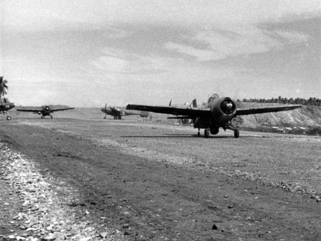 F4f 4 wildcat vmf 121 guadalcanal 1942