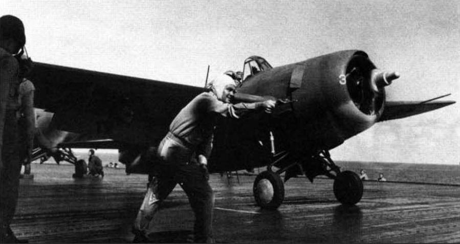 Grumann f4f 3 wildcat early 1942 assigned vf 3 uss enterprise cv 6