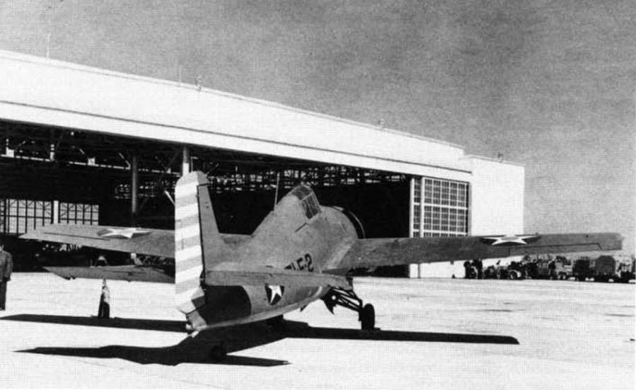 Grumann f4f 3 wildcat nas norfolk virginia 10 february 1942 assigned vf 71 uss wasp cv 7