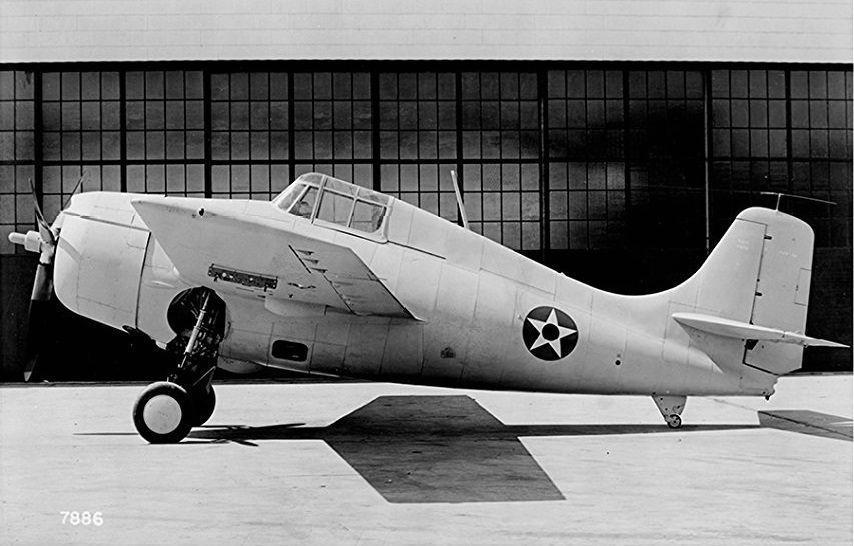 Grumman f4f 3 buno 3905 grumman aircraft corporation