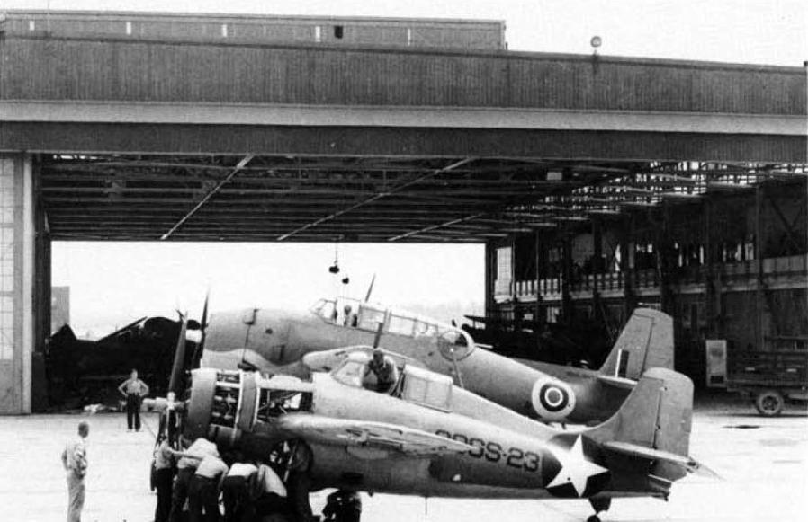 Grumman f4f 4 armed scouting squadron vgs 30