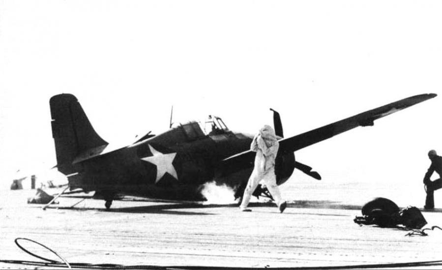 Grumman f4f 4 vf 41 uss ranger cv 4 june 1942 national archives