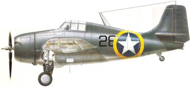Grumman f4f 4 vgf 28