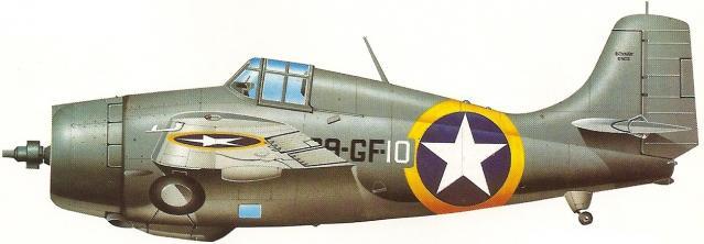 Grumman f4f 4 vgf 29