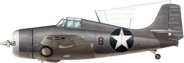 Grumman f4f 4 vmf 212 guadalcanal