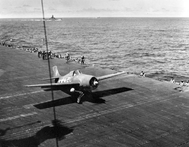 Grumman f4f 4 wildcat vc 39 cve 56 uss liscome bay 1943