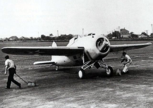Grumman prototype xf4f 2 1937
