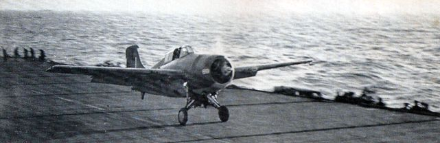 Hms pursuer wildcat take off