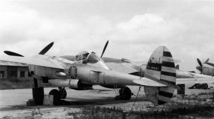 Lightning p 38 republic of china air force