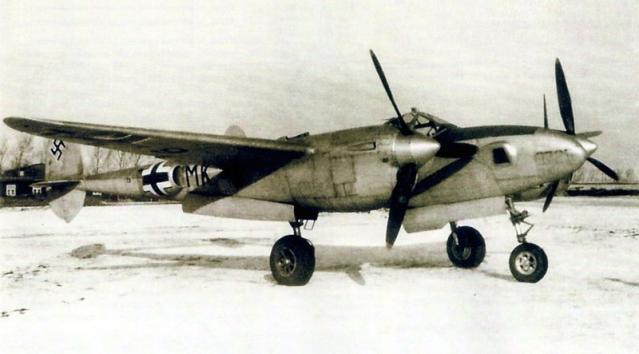 Lockheed f 5 t9 mk monti