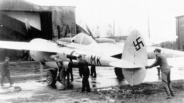 Lockheed f 5 t9 mk