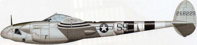 Lockheed f 5b 1 42 68229