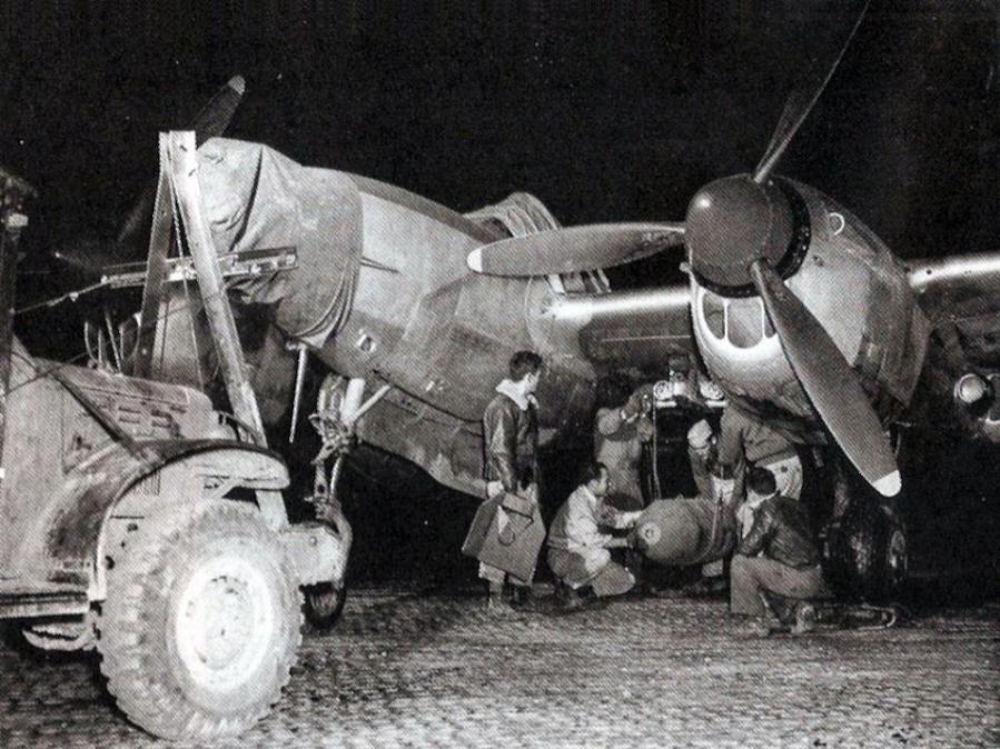 Lockheed p 38 lightning 94th fs 1st fg italy