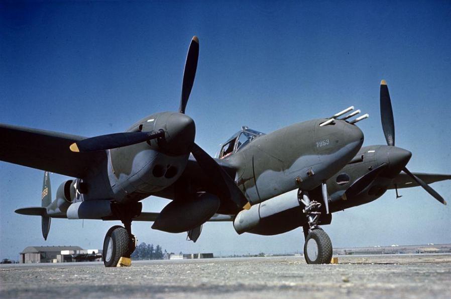 Lockheed p 38g 10 lo lightning iwm fre 7579
