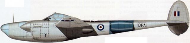 Lockheed p 38j 44 23517 dpa