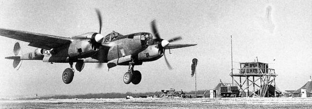 Lockheed p 38j droop snoot luxembourg 2