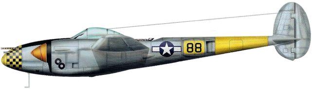 Lockheed p 38l 1 lo 94th fs 1st fg