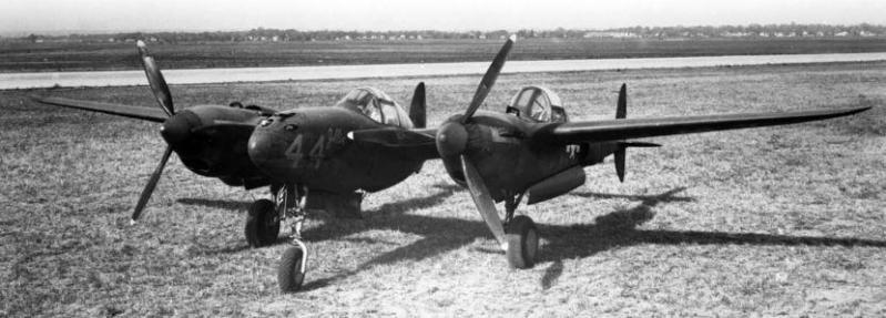 Lockheed p 38l lo lightning 40 744