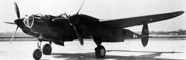 Lockheed xf 5d