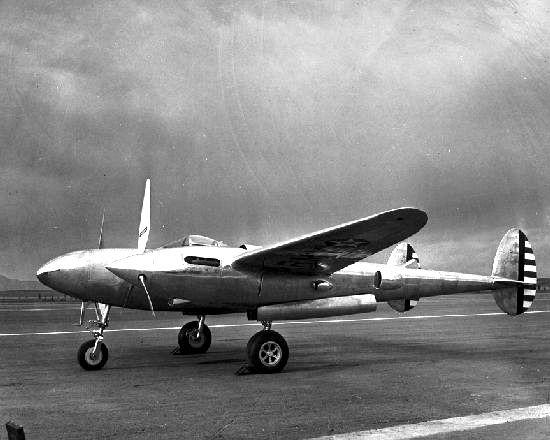 Lockheed xp 38 lightning 37 457