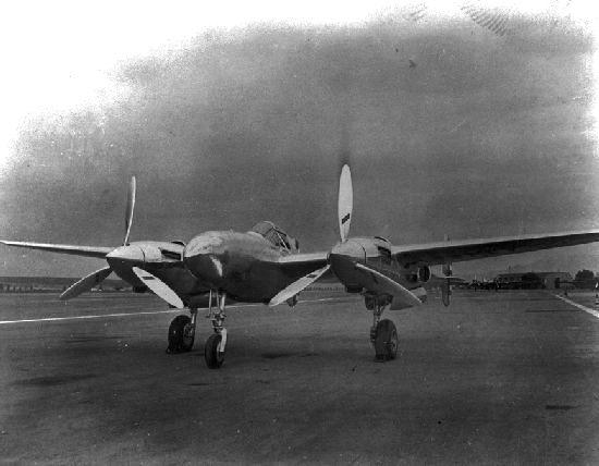 Lockheed xp 38 lightning sdasm b