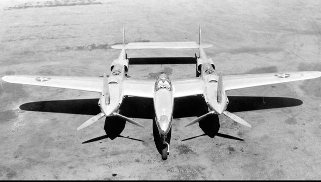 Lockheed xp 38 sdasa