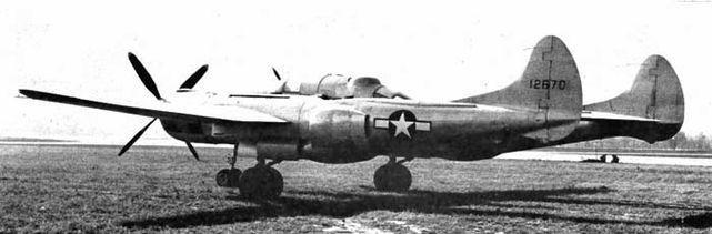 Lockheed xp 58 1
