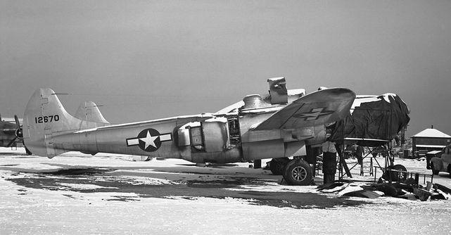 Lockheed xp 58 41 2670