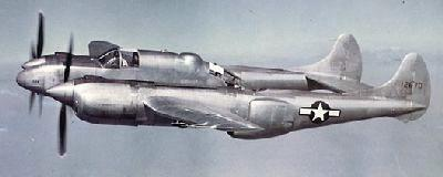 Lockheed xp 58 color