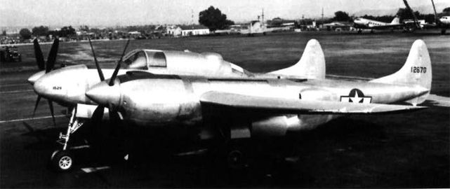 Lockheed xp 58