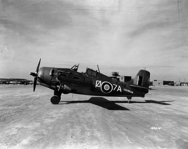Marletmk2 888sqn hmsformidable oran dec1942