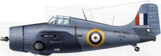 Martlet mk i no 805 squadron