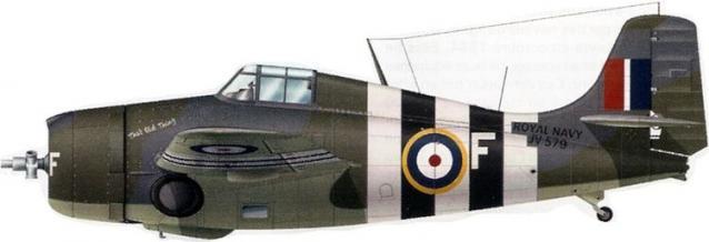 Martlet mk v no 846 squadron