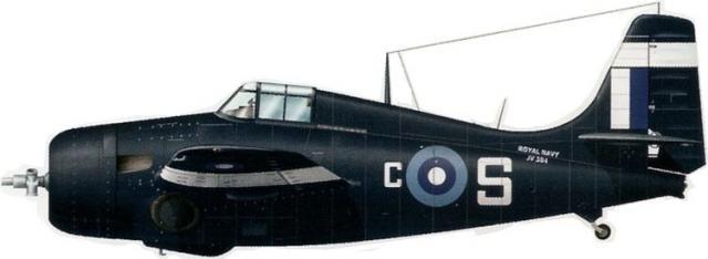 Martlet mk vi no 882 squadron hms searcher