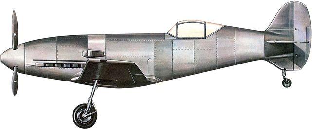 Me 209 profil