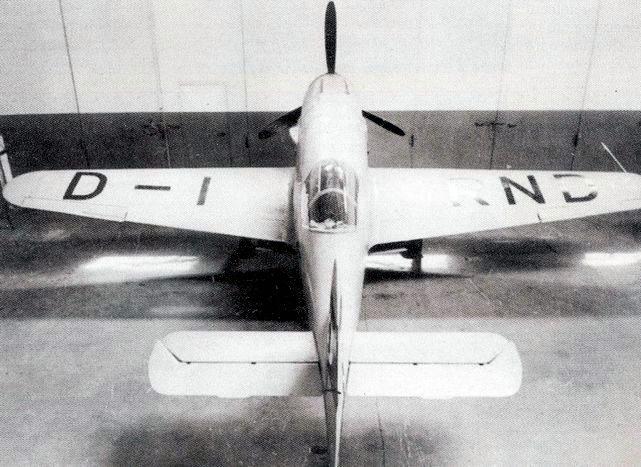 Me 209 v4 2